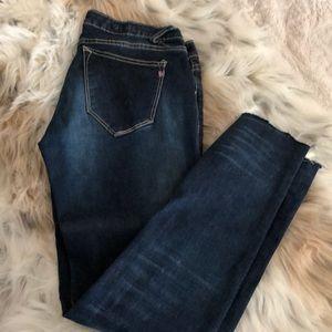 "Vigoss ""Thompson/Tomboy Skinny"" Vigoss jeans"